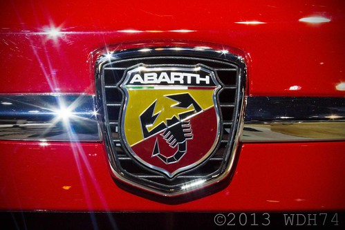 Abarth by William 74