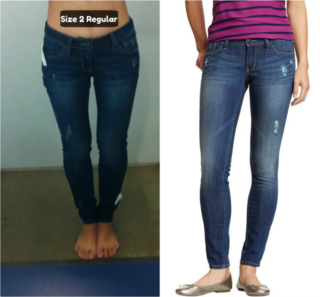 160364c1e28 Sydney s Fashion Diary  Quick Review  Old Navy Rockstar Jeans and ...