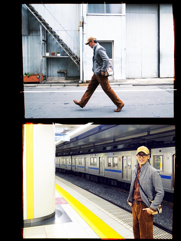 leather cap tokyo