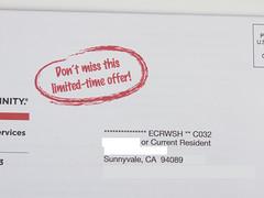 Important Envelopes 6
