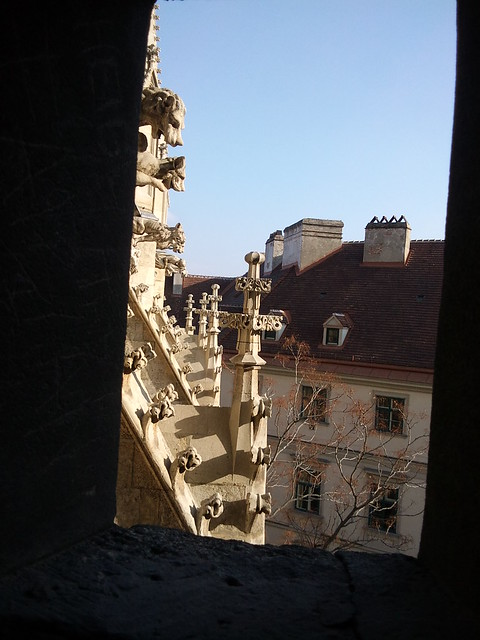 View from Stephansdom, Vienna 2013Feb (3)