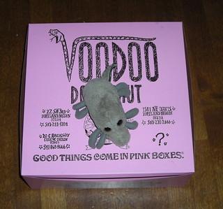 Voodoo Dust Mite