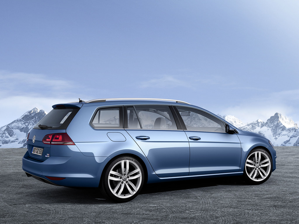 2014 volkswagen golf vii variant wagon revealed golf mk7 forum. Black Bedroom Furniture Sets. Home Design Ideas