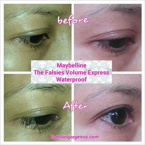 Maybelline The Falsies Volume Express Waterproof Mascara