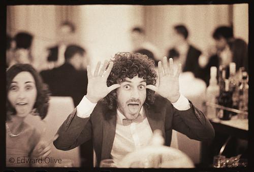 Invitados en una boda - Copyright Edward Olive fotografo de boda para novias mas exigentes by Edward Olive Actor Photographer Fotografo Madrid