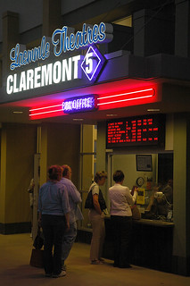 In 2007, the Laemmle Movie Theatre opened in the Claremont Village