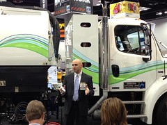 Freightliner Trucks Announces New Frameworks Program at The Work Truck Show 2013