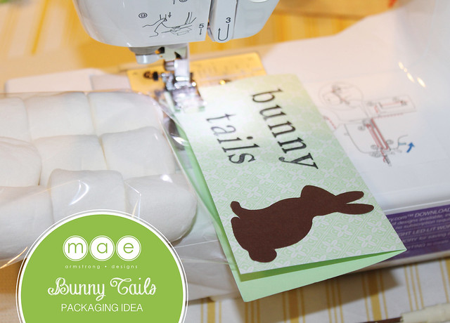 Bunny Tails - Treat Packaging Idea