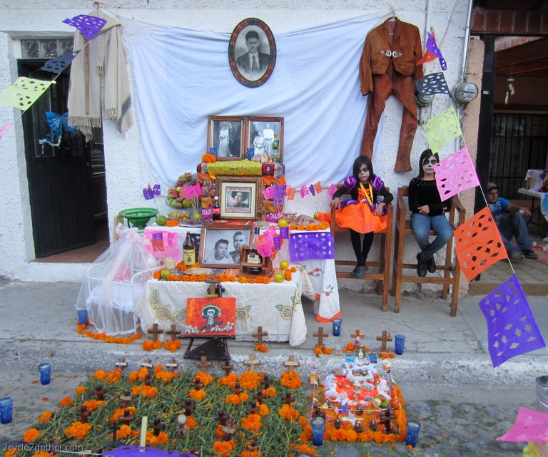 Day of the Dead, Chapala 2012
