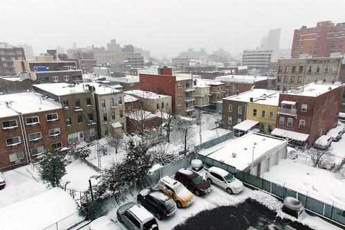 Snowy Astoria