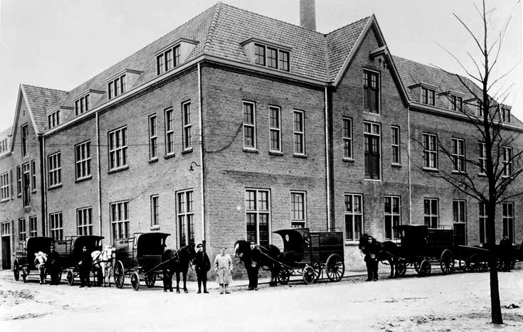 ETOS bakkerij: 1920