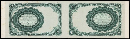 Lot 5454 Tete-Beche pair