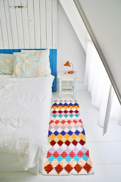 bedroom boucherouite