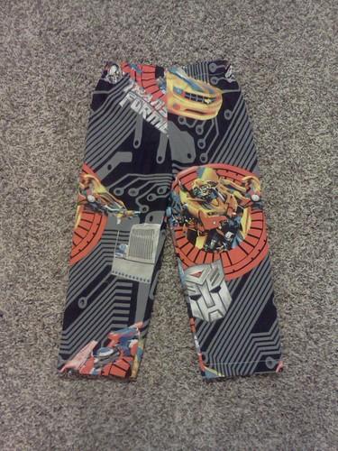 Transformers PJ Pants