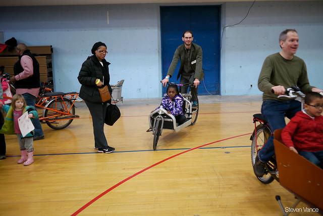 Chicago Bike Swap 2013