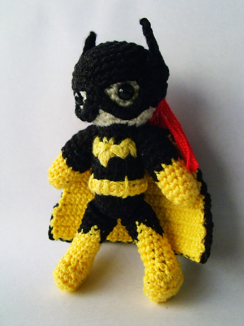 Batgirl - Barbara Gordon