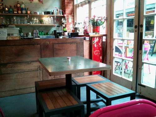 Casa Morita Mexican restaurant in Brixton Market #londonjaunt