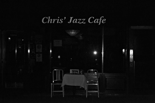CHRIS JAZZ CAFE