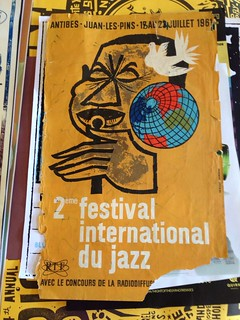To Be Framed : Jazz in Antibes 1961