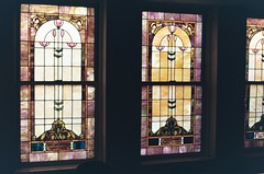 Hoxie Thompson Stained Glass