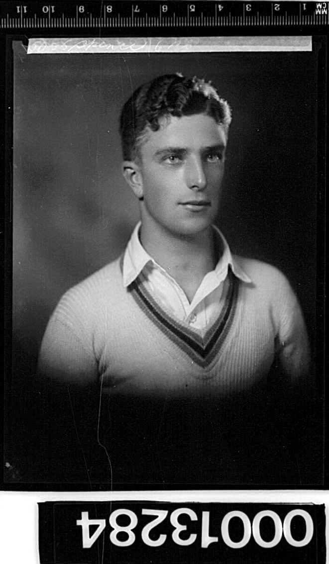 Portrait of an unidentified young man, 'Spence'