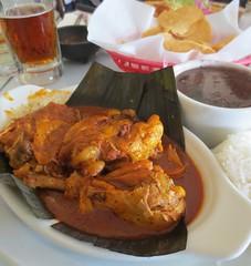 Pollo Pibil - Alfredo's in Lomita