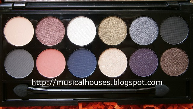sleek showstoppers palette close
