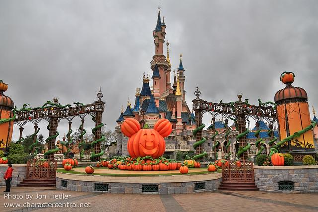 DLP Halloween 2012 - Halloween at Le Théâtre du Château