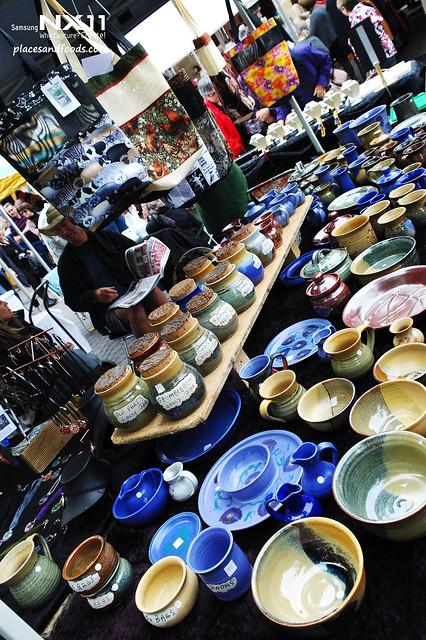salamanca market pottery
