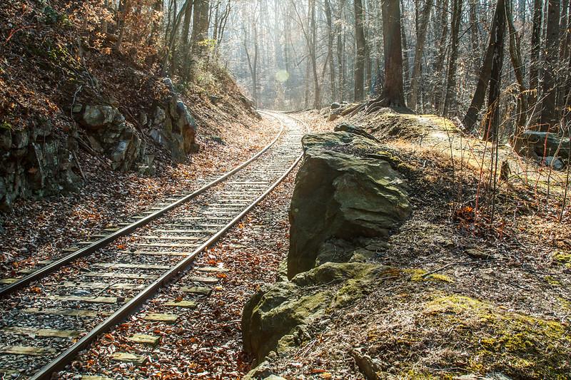 America: Stanton - Delaware: Tracks