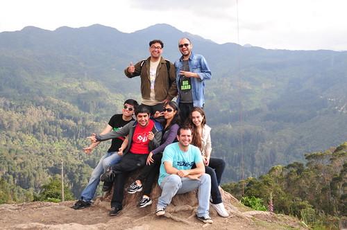 Foto del equipo (aunque no estamos todos)