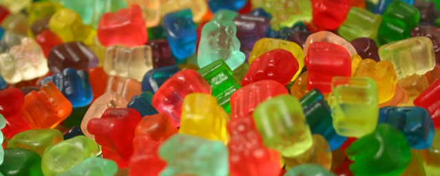 I Heart  Gummy Bears