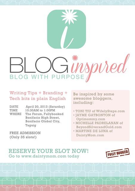 BlogInspiredPOSTER