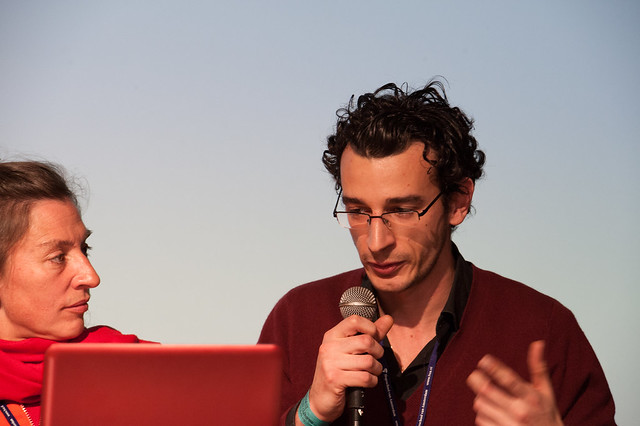 The Federated Web Show (photo by Martin Risseeuw)