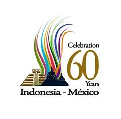 Conmemoración del 60 Aniversario del establecimiento de Relaciones México-Indonesia.