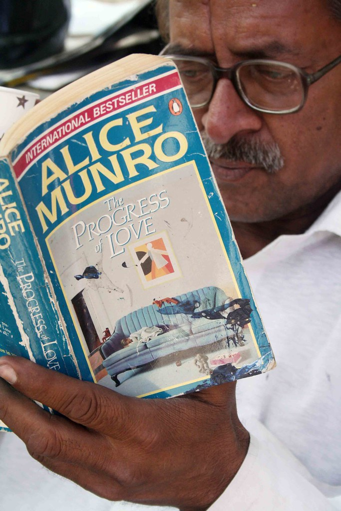 The Alice Munro Reader