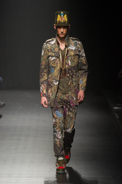 FW13 Tokyo DRESSCAMP003_Robin Barnet(Fashion Press)