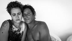 Mimi and Artist - Pantelleria