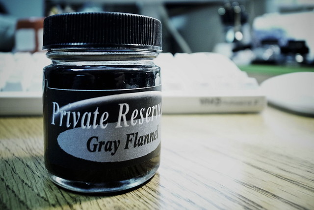 Private Reserve Gray Flannel