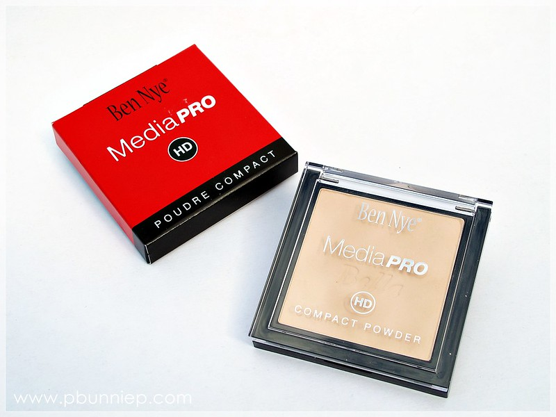 Ben Nye- Media Pro Compact Powder-01