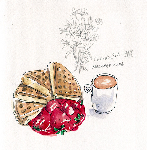 20130322-Melange Cafe