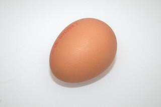 08 - Zutat Hühnerei / Ingredient egg