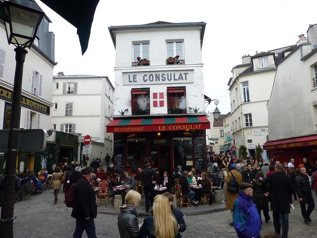 Rue Norvins Montmartre - Flickr CC slapers