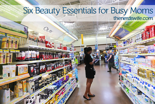 Six Beauty Essentials for Busy Moms
