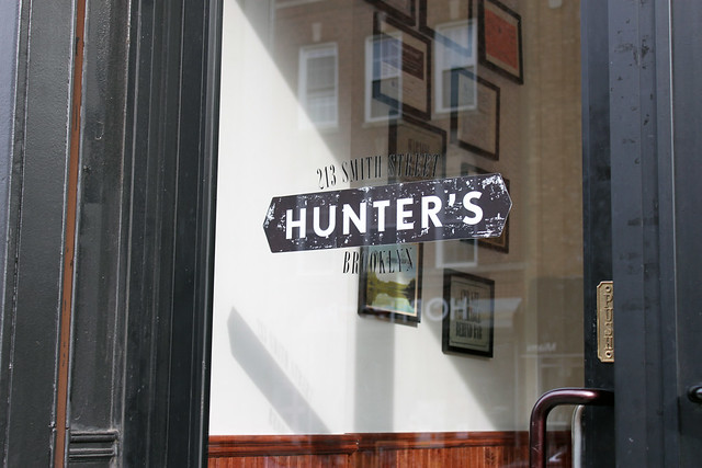 Hunter's, Cobble Hill