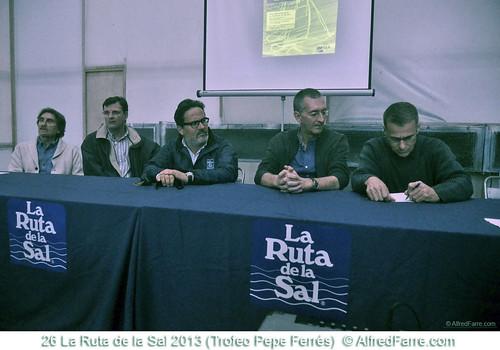 26 La Ruta de la Sal 2013 (Trofeo Pepe Ferrés) © AlfredFarre.com