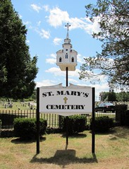 St. Mary's Cemetery, Ayer, Mass.