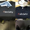 #fsociety #2color #textileprinting