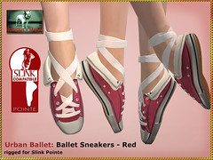 Bliensen - Urban Ballet - Red
