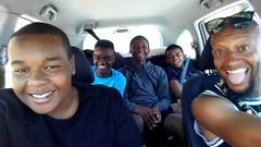 #TBT Rollin with the fellas! #AngelesCrestCC #SummerCamp16 with #TheSYDe! #IOnlyRollWithCuties #SYDeUp!